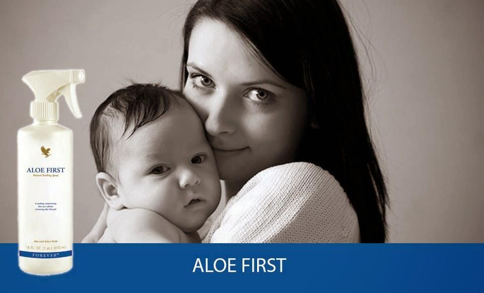 Aloe Schönheit: Aloe First
